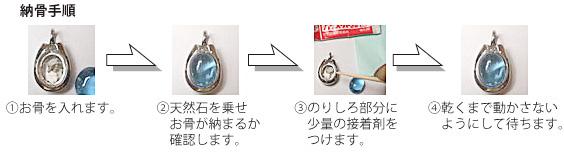 遺骨密封ペンダント 水晶シルバー又はホワイトゴールド又はプラチナペンダント 遺骨の宝石